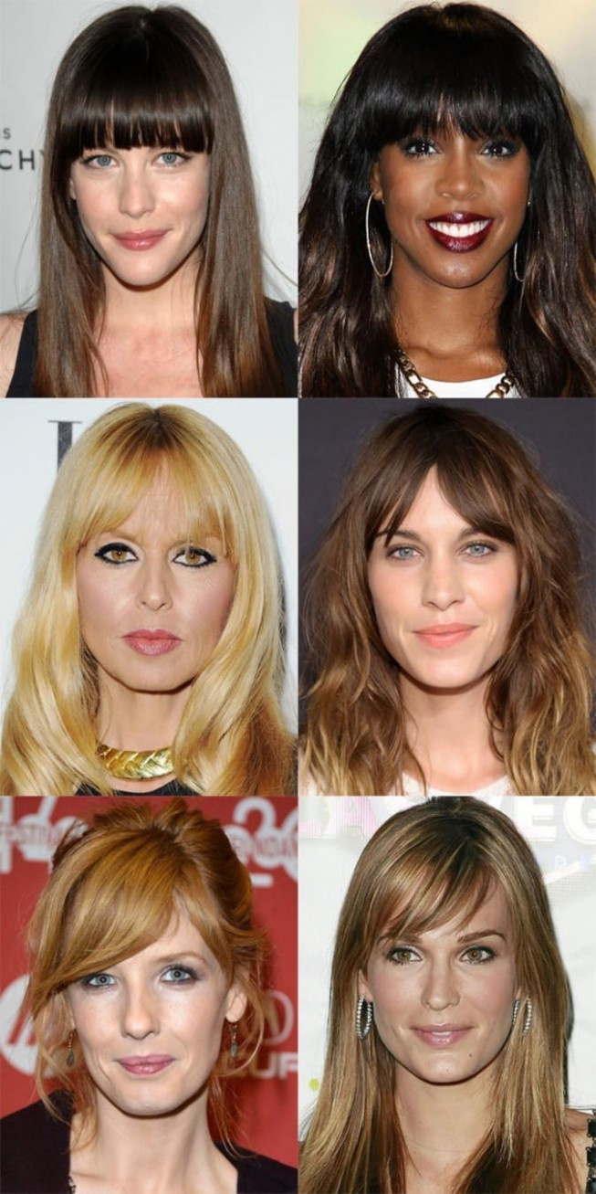 The Best (and Worst) Bangs for Long Face Shapes  The Skincare