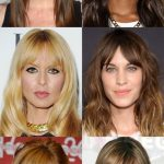 The Best (and Worst) Bangs For Long Face Shapes The Skincare Hair Style For Long Face