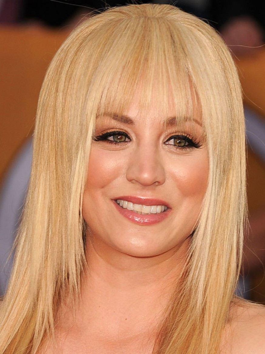 The Best (and Worst) Bangs for Round Face Shapes - The Skincare Edit