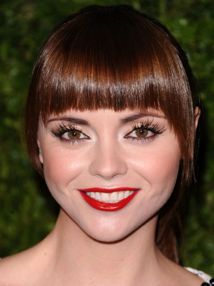 The Best (and Worst) Bangs For Round Face Shapes The Skincare Edit Types Of Bangs For Round Faces