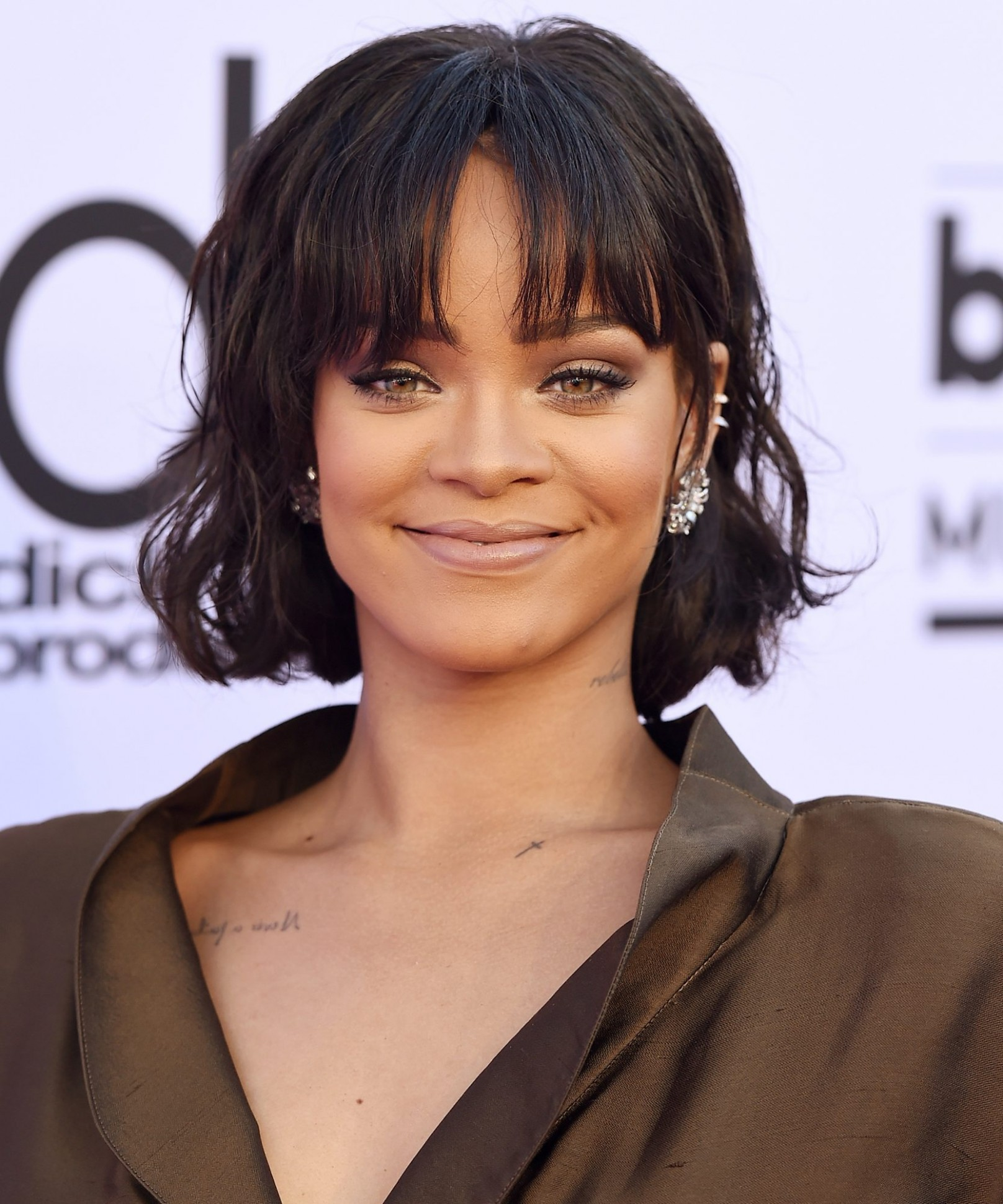 The Best Bangs For Your Face Shape InStyle Square Face Bangs