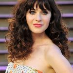 The Best Curly Hairstyles For Oval Faces Southern Living Curly Hairstyles For Oval Faces