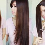 The Best Hair Hack ♥ How To Cut & Layer Your Hair At Home Cutting Long Hair