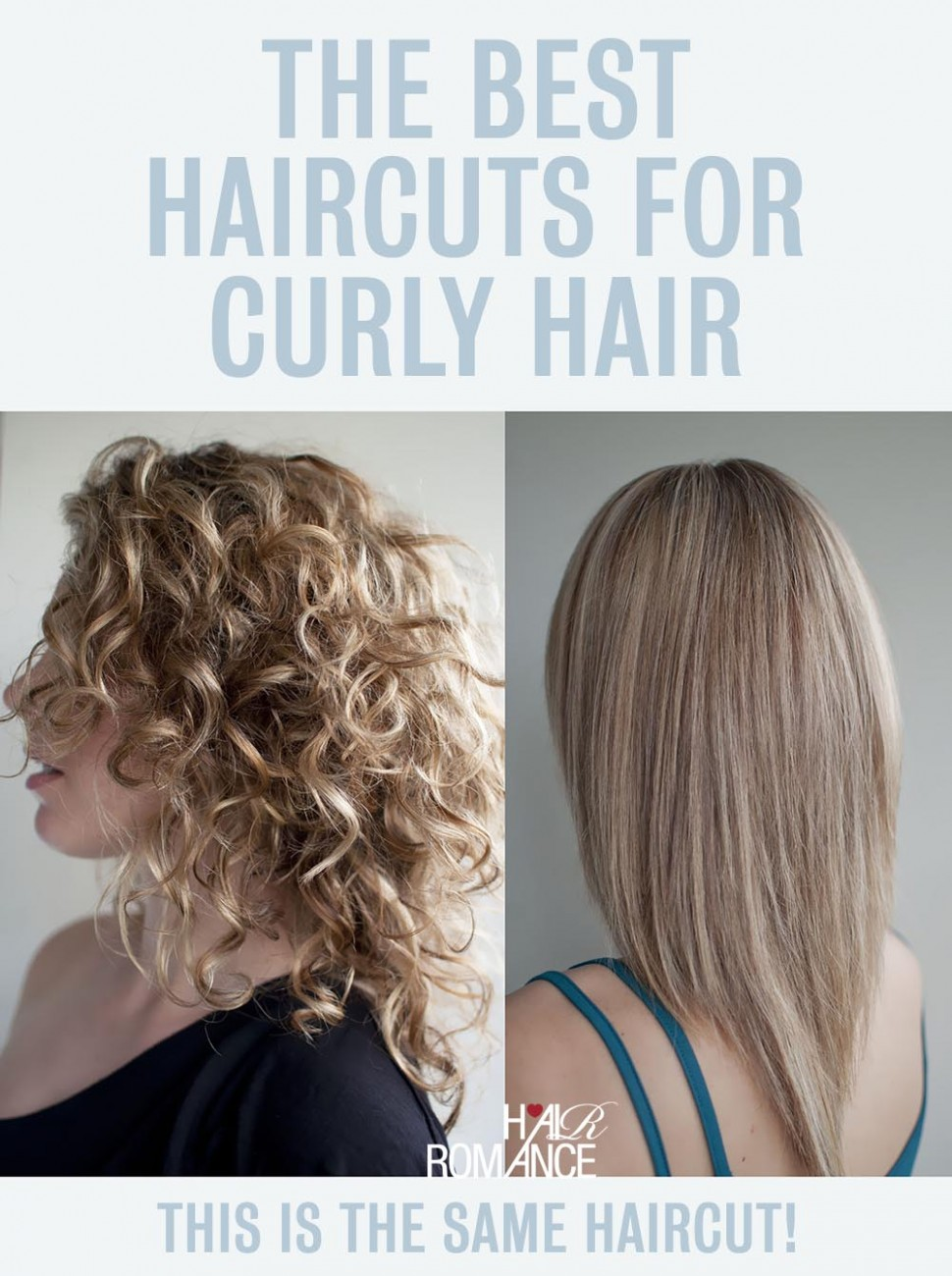 The Best Haircuts For Curly Hair Hair Romance Curly Hair Layers Long