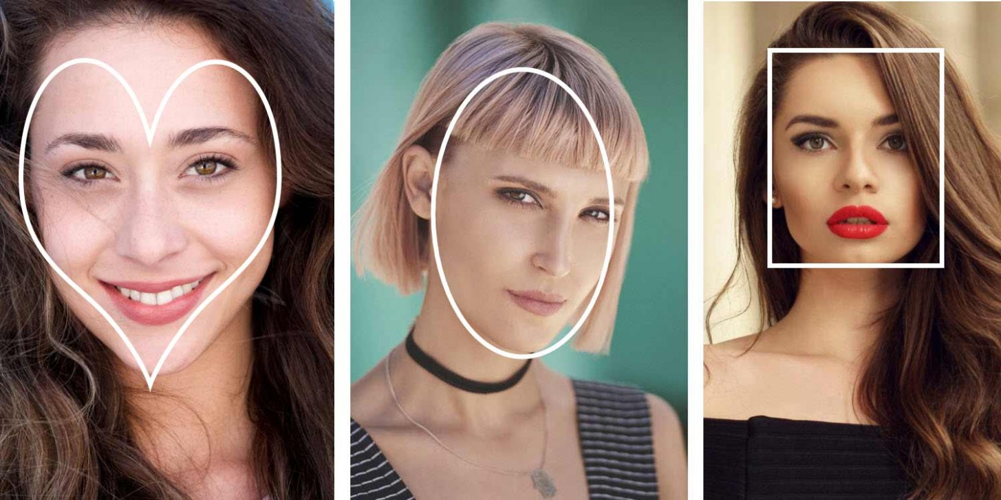 The Best Hairstyle For Your Face Shape – Hair Tips  Matrix