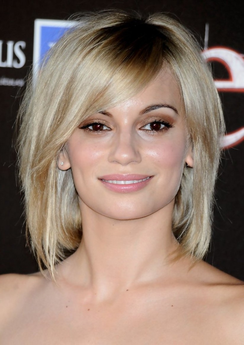 The Best Hairstyles For A Cowlick At The Back Of The Head The Womens Short Haircuts For Cowlicks