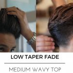 THE BEST Low Taper High Volume Fade Men's Hair Trends 8 Taper Fade Long On Top