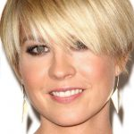 The Best Short Haircuts For A Long Face The Skincare Edit Hair Style For Long Face