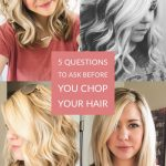 The Bob Lob Haircut: 10 Questions To Ask Before You Chop Your Lob Cuts