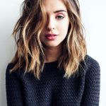 The Details On My Short Haircut And Balayage The Miller Affect Long But Short Hair