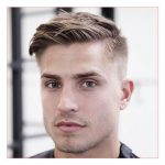 The Ideal Mens Hairstyle Long Top Fade Sides Receding Hairline Fade On Sides Long On Top