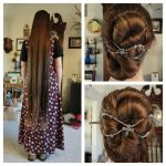 The Modest Mom Blog — Modest Fashion And Motherhood Hair Styles Hairstyles For Super Long Hair