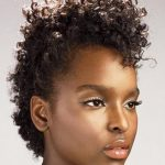The Most Beautiful Short Mohawk Hairstyles For Black Women Short Mohawk Hairstyles