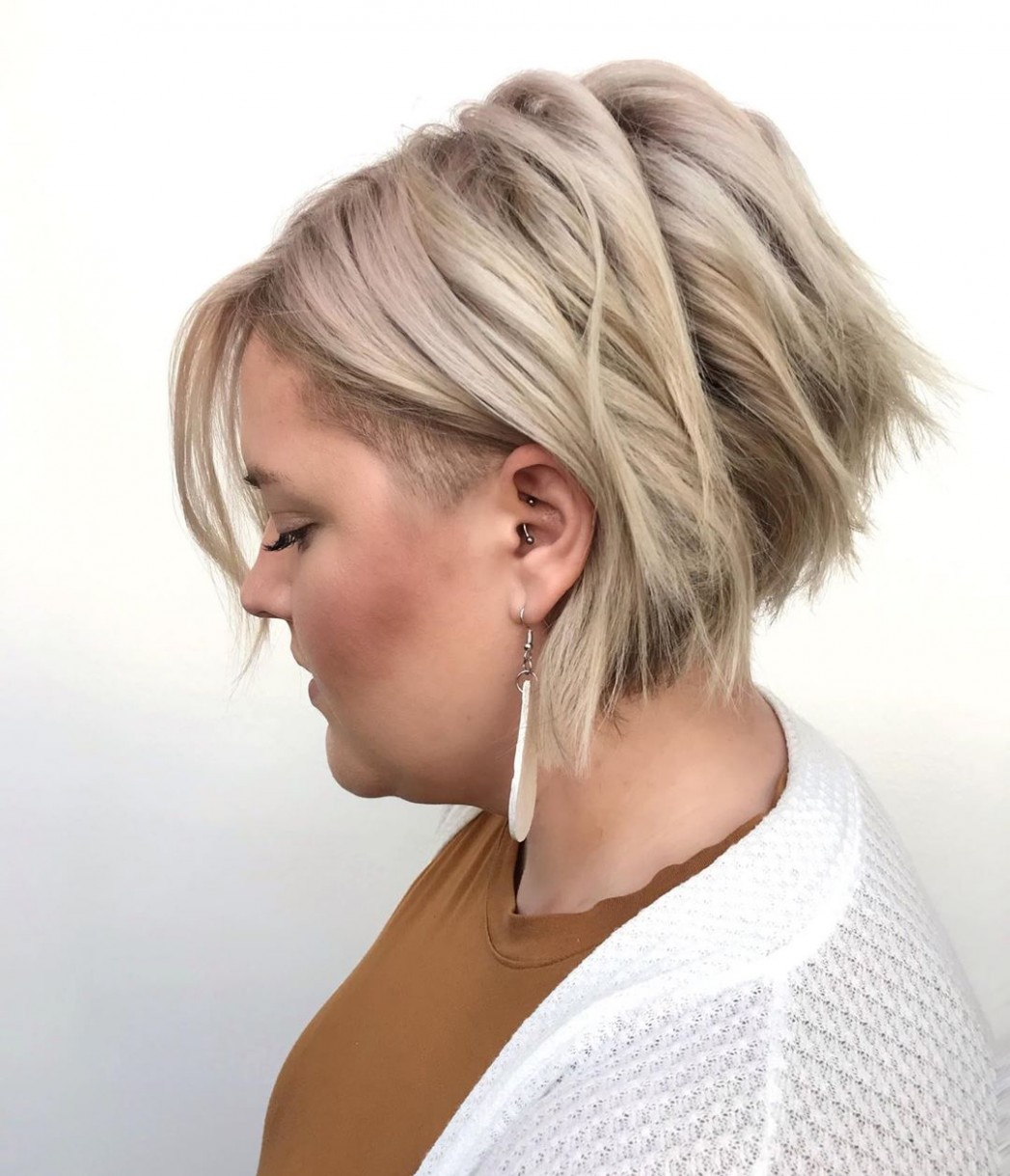The Most Flattering Short, Medium, and Long Haircuts for Double Chins