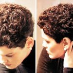 The Perm Is Cute Permed Hairstyles, Short Hair Styles, Short Permed Pixie Cut