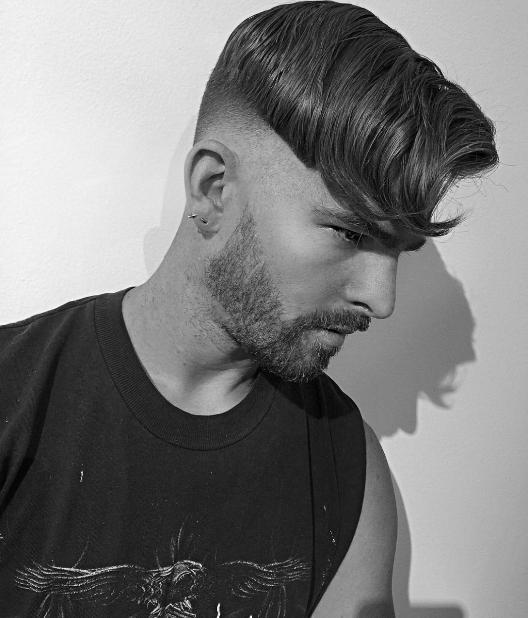 The Undercut Haircut -> 11 Hairstyles That Are Modern + Cool