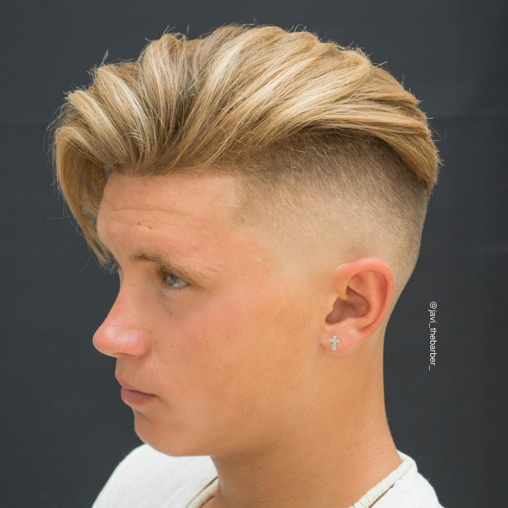 The Undercut Haircut -> 8 Hairstyles That Are Modern + Cool