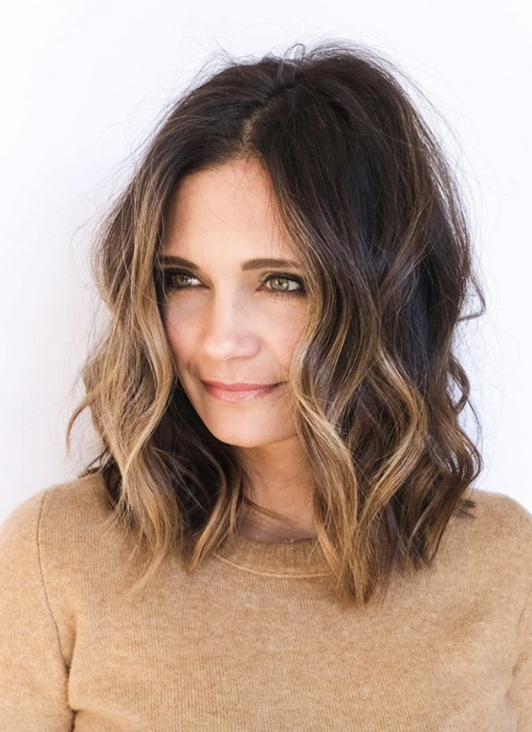 These Timeless Haircuts For Mature Women Look Flattering At Any Mature Haircuts