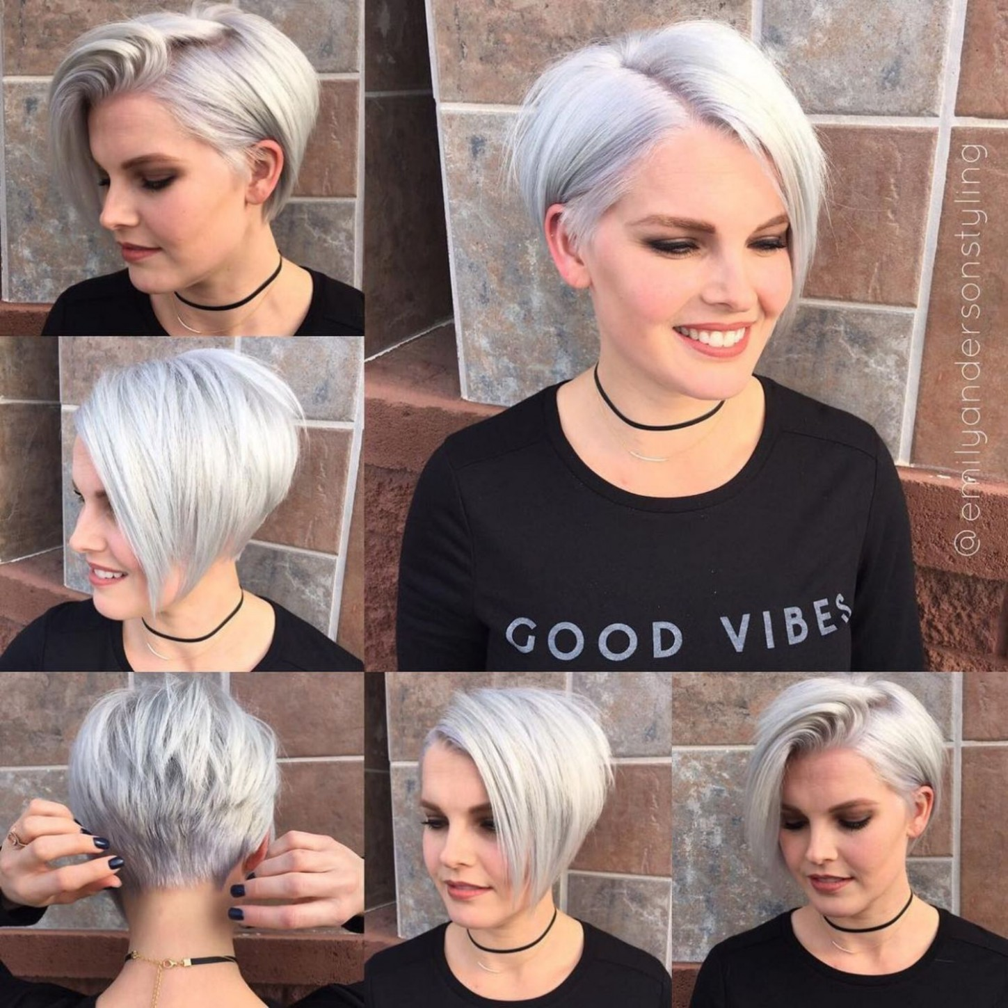 Top 10 Flattering Hairstyles For Round Faces Hairstyles For Pixie Cut For Round Chubby Face