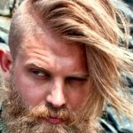 Top 11 Men's Hairstyles With Shaved Sides Men Long Hair Shaved Sides