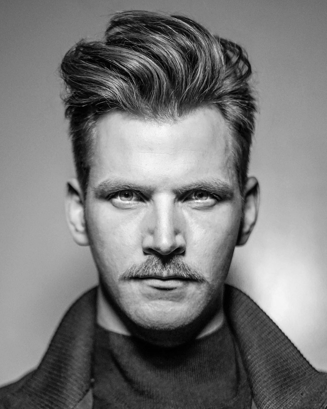 Top 11 Pompadour Hairstyles for 11 - Men's Hairstyles
