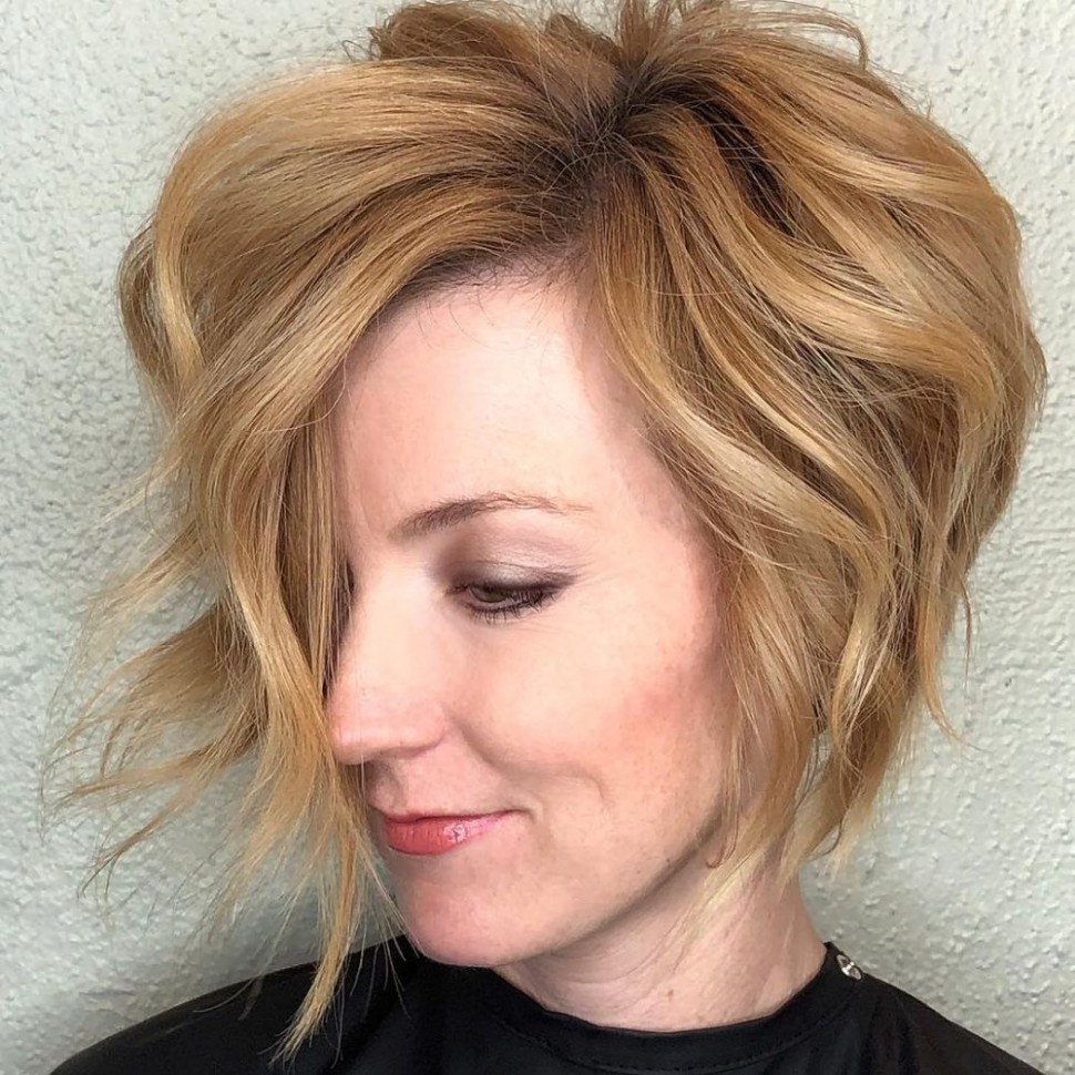 Top 8 Haircuts For Heart Shaped Faces Of 8 Bob For Heart Shaped Face