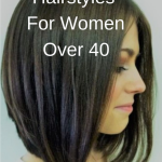 Top 9 Hairstyles For Women Over 9 – Women's Hair Paradise In 9 Hairstyles For Long Faces Over 40