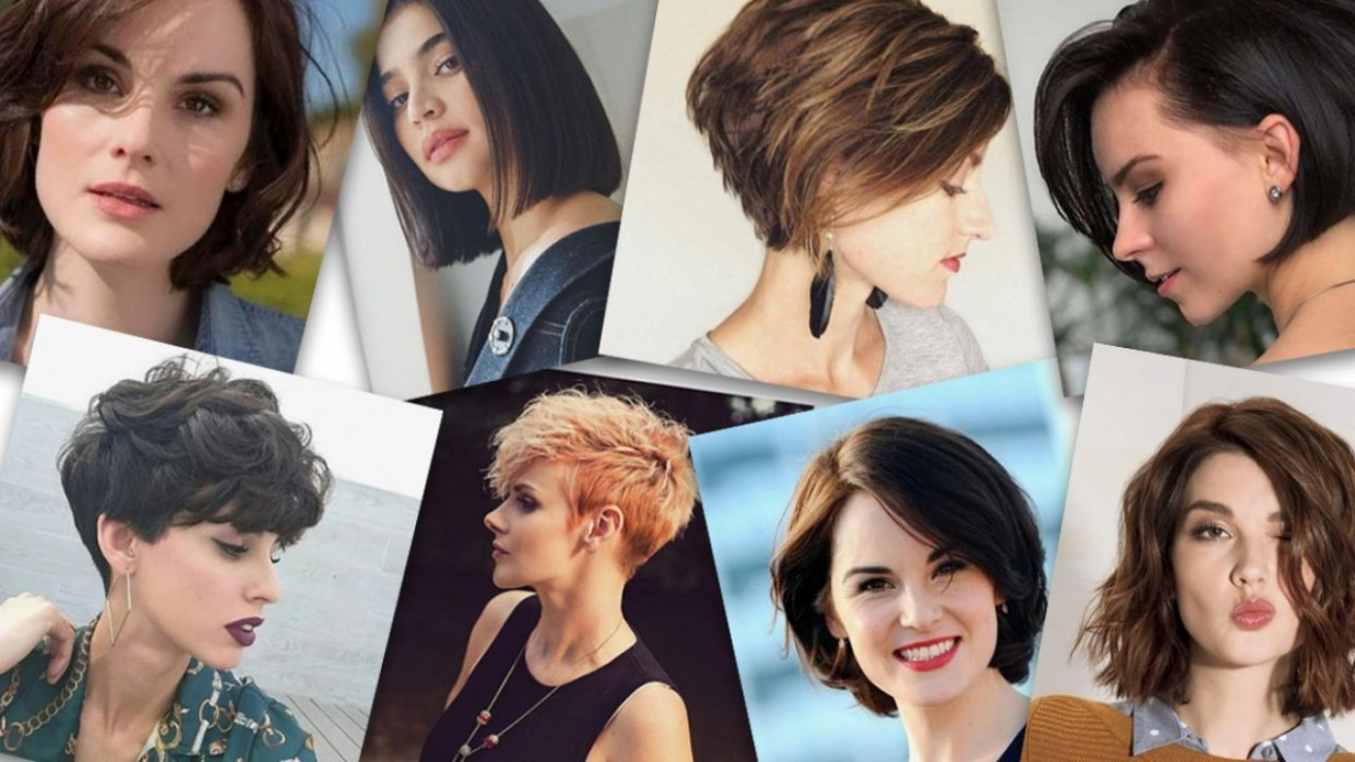 Trendy Short Haircuts for Girls In 10  TalkCharge