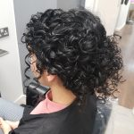 Trying Out A Natural Curly Hair Style For My Wedding! : Curlyhair Natural Curly Wedding Hair