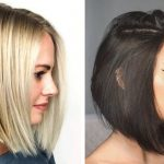 Unique Angled Bob Haircuts For Women In 8 8 Short Shag Hairstyle Compilation Pretty Hair Angled Haircuts