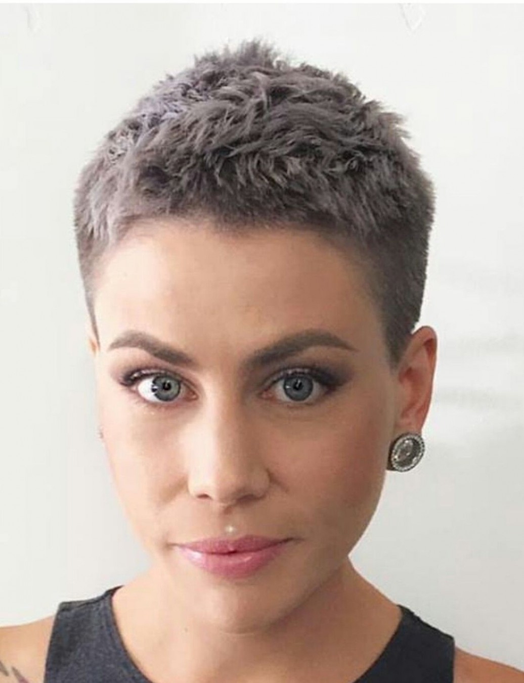 Very Short Haircuts 10 Latest Hairstyles 10 New Hair Trends Cute Hairstyles For Really Short Hair