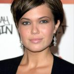 Very Short Pixie Haircuts For Round Faces 11 Pixie Cut For Round Face