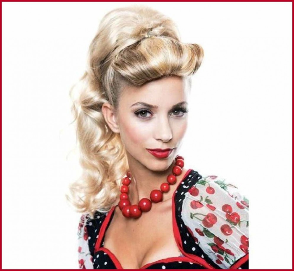 Vintage Pin Up Hairstyles For Long Hair Best Of How To Do 12s 1950S Long Hairstyles