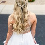 Waterfall Braid With Curls For Prom! : Hair Waterfall Braid With Curls