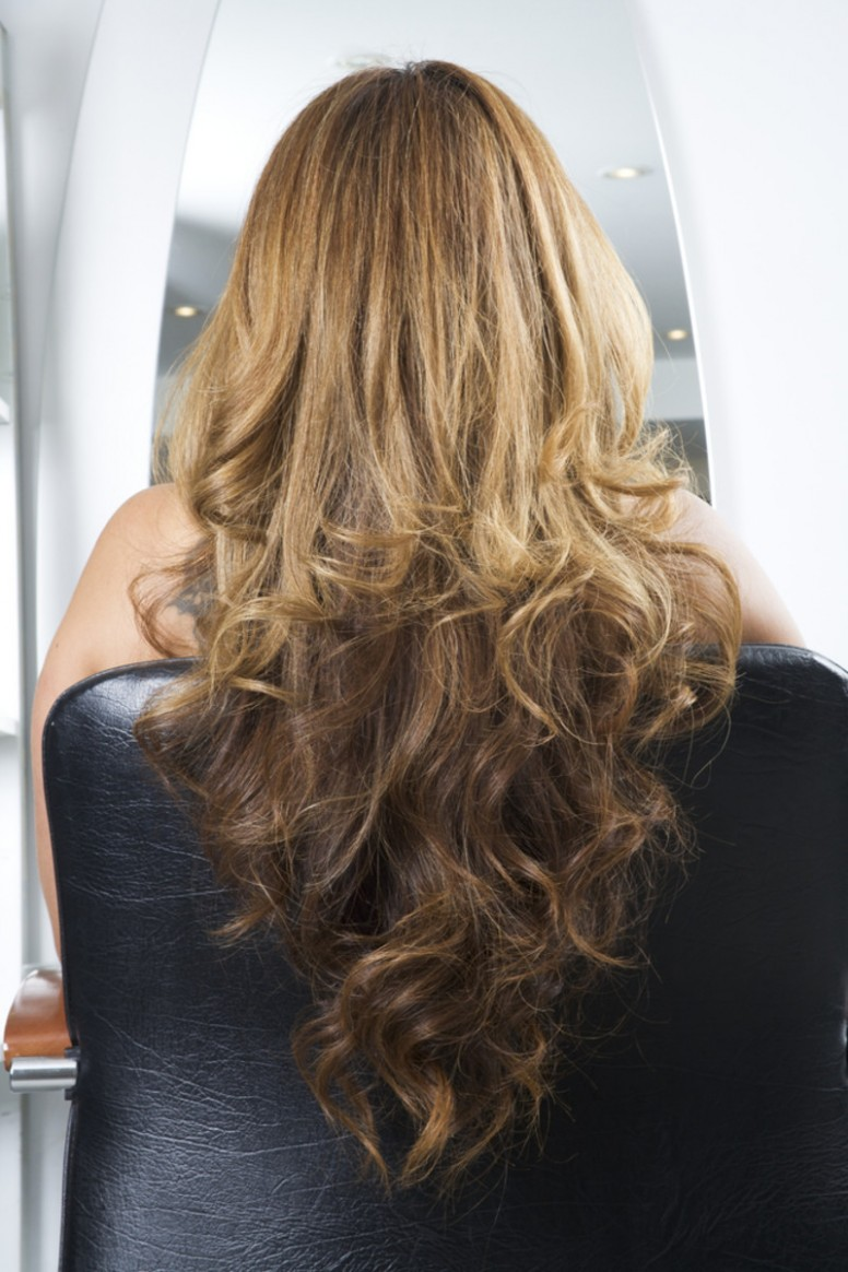 Wavy Hairstyles: Best Cuts And Styles For Long, Naturally Wavy Haircuts For Long Frizzy Hair