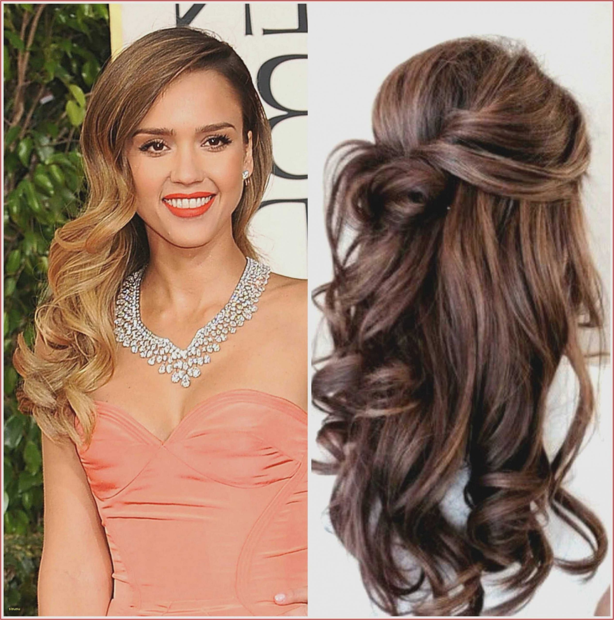 Wavy Hairstyles Prom Bridesmaid - hairstyles : wavy hair for prom