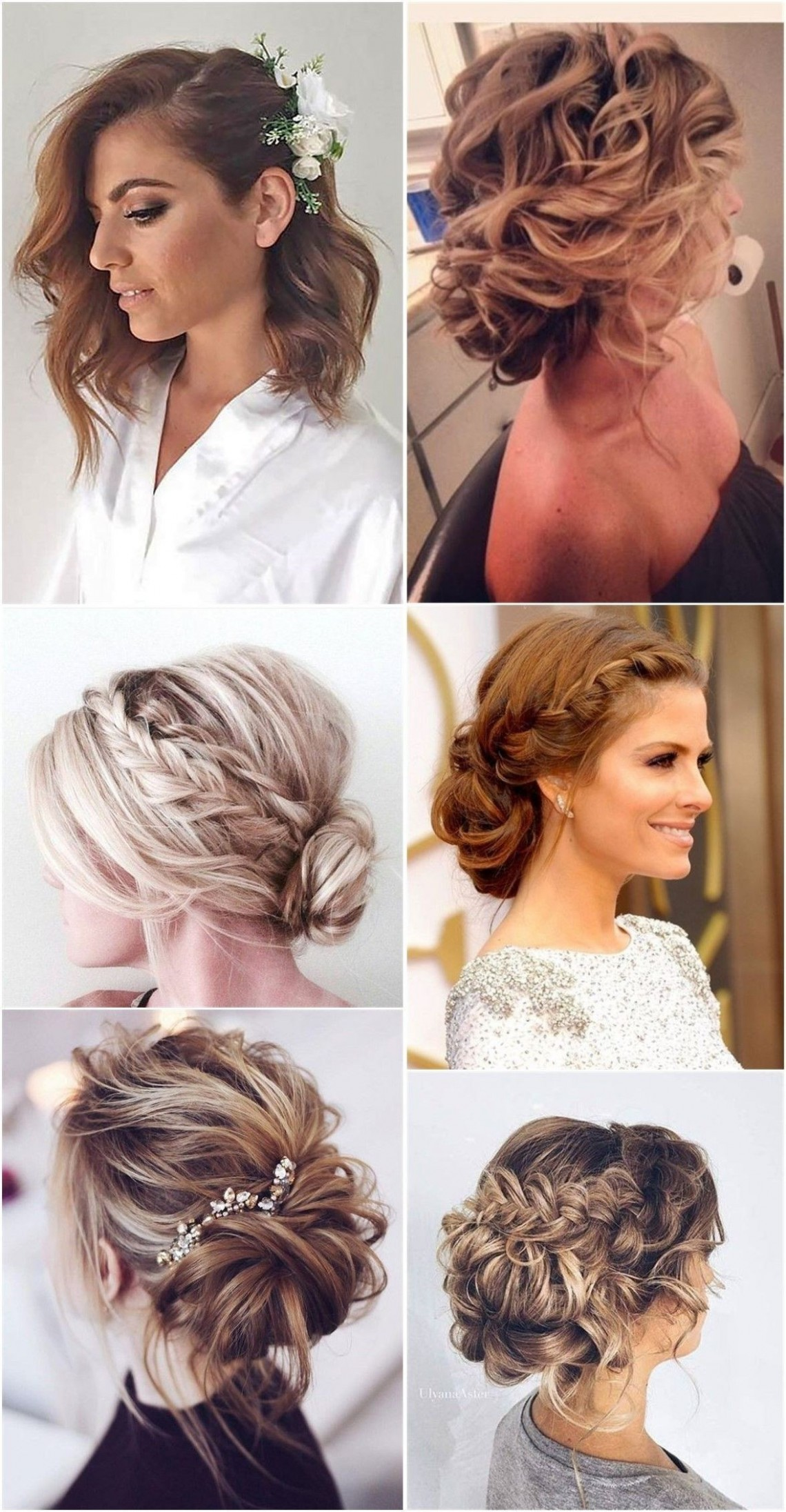 Wedding Hairstyle for Round Face Fresh New Bridal Hairstyles for