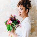 Wedding Hairstyles For Naturally Curly Hair David's Bridal Blog Natural Curly Wedding Hair