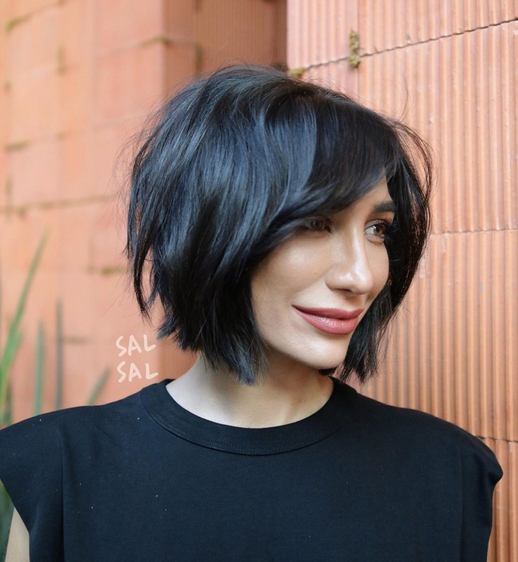 What Are The Best Hairstyles For Big Noses? Hair Adviser Hairstyles For Long Noses