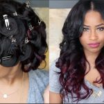 You Probably Never Thought To Do Pin Curls Like This To A Normal Pin Curls